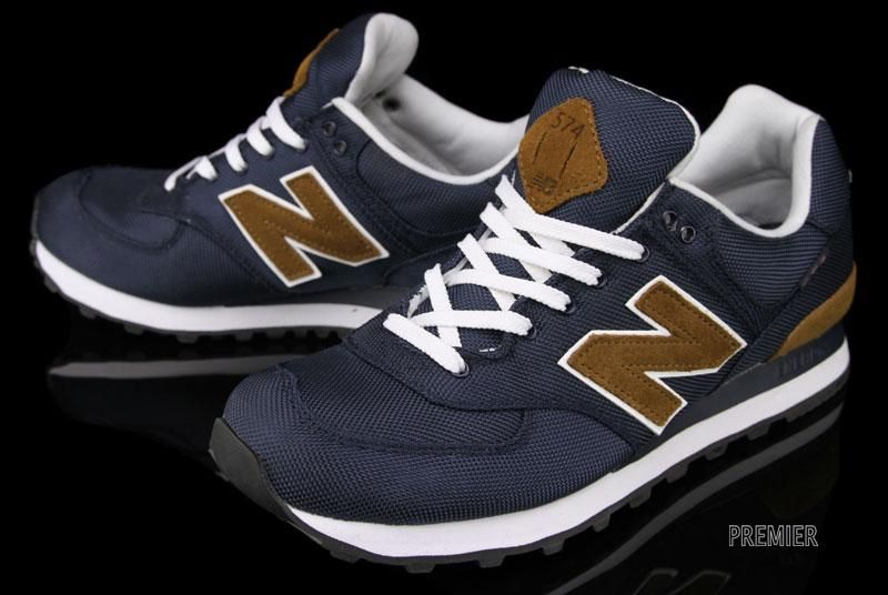 new balance 574 suede brown