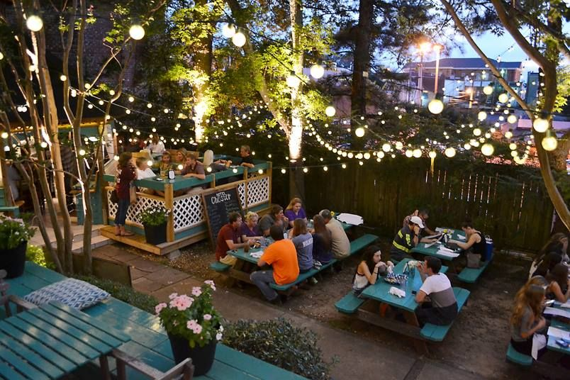 This Garden Restaurant May Be The Most Enchanting Place To Eat In All Of Mississippi In 2020 Restaurant Patio Outdoor Restaurant Outdoor Restaurant Patio