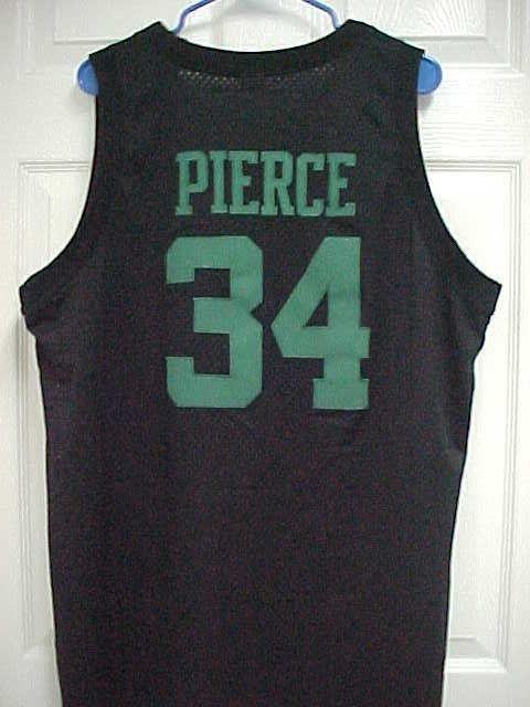 e2f3b4db9 PAUL PIERCE 34 Boston Celtics 1925 NBA Nike Black Swingman Throwback Jersey  XL  Nike  BostonCeltics
