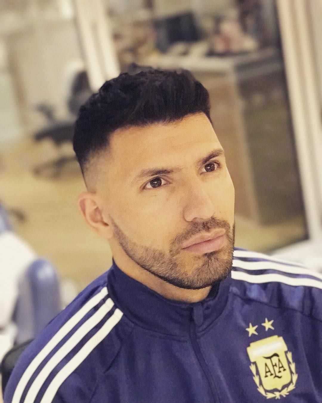 sergio aguero haircut: tips on how to style | frisur | hair cuts