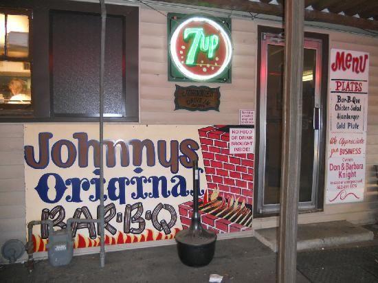 Johnnie's Drive In Tupelo mississippi, Natchez trace