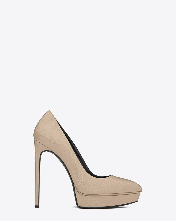 29b305b7c8b Saint Laurent Janis Pumps: discover the selection and shop online on YSL.com