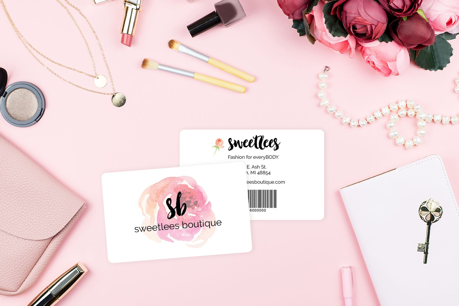 Gift Cards For Your Boutique Custom Gift Cards Gift Card Customized Gifts