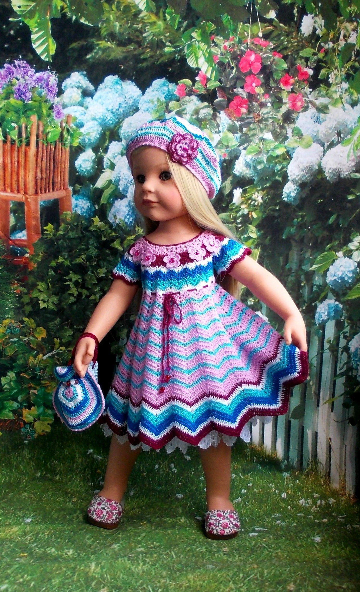 Pin de maritza llanosa en crochet niña | Pinterest | Para niños ...