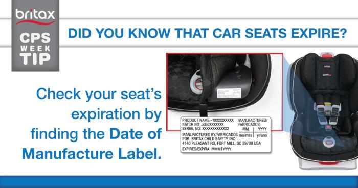 Child Passenger Safety Week Car Seat Tips & Statistics