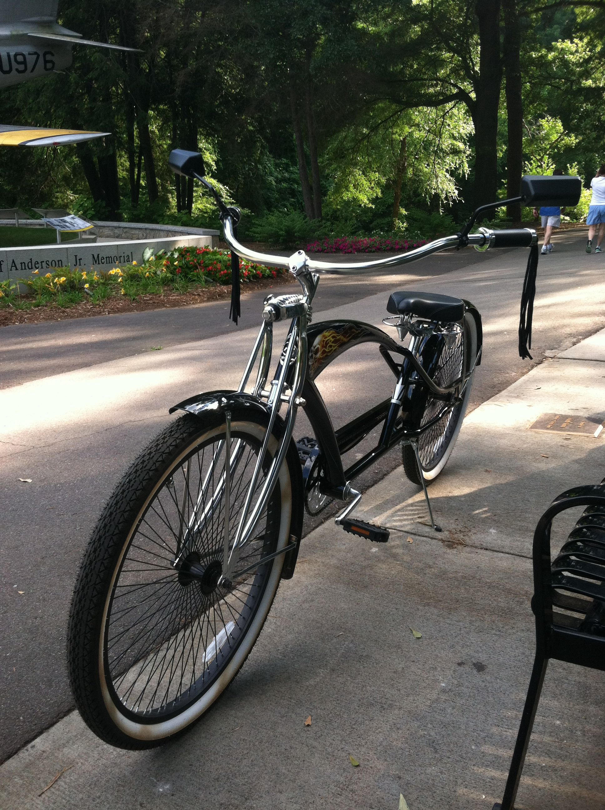 My micargi stretched beach cruiser the most comfortable bike i have ever ridden