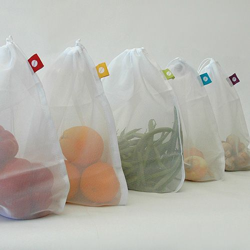 Flip Tumble Reusable Produce Bags Another Way To Reduce Plastic In The Kitchen Grocery