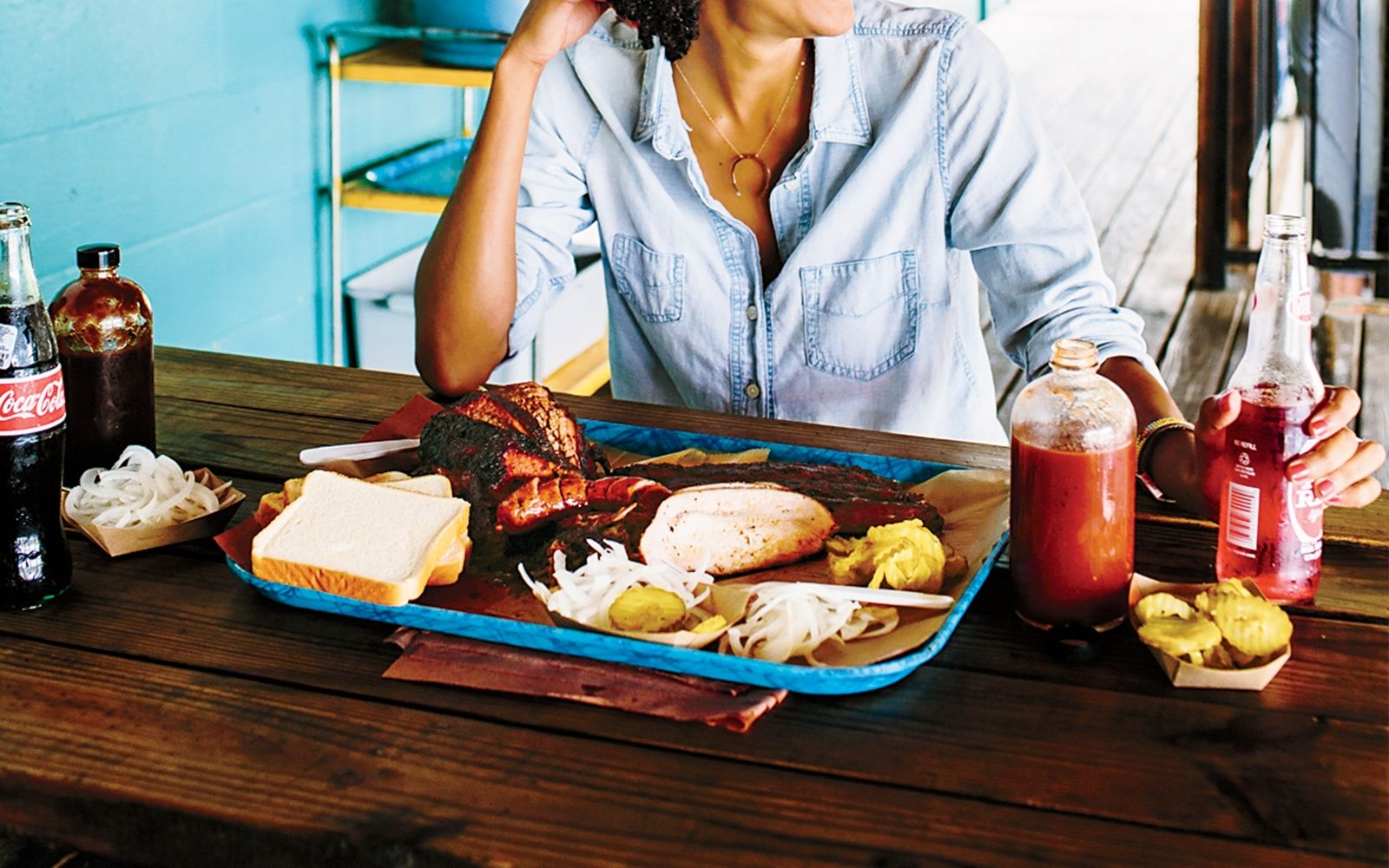 Austin, Dallas and Houston all make it into this list of best cities for foodies
