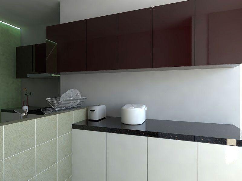 Best Interior Kitchen Cabinet Design Hdb 3 Room Flat 3 400 x 300