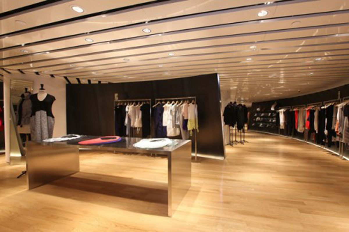 Store Design I Hysan One by