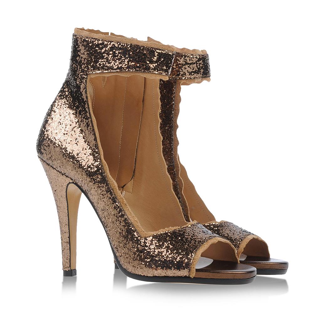 Chaussures Paillettes Et Perles Maison Martin Margiela gJvKD67W