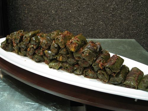 Domeh 4 Servings Iranian Yum Made With Grape Leaves