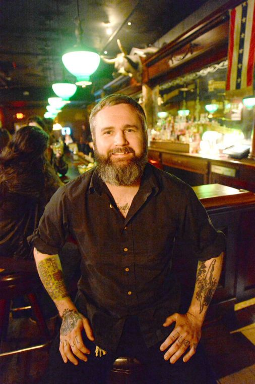 Check out our interview with Tony Saloonu0027s bar manager, Tim Heller - bar manager