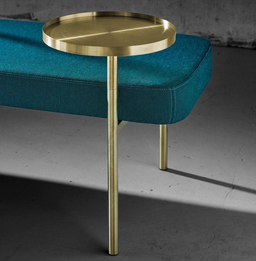derlot edition crescent furniture collection designboom