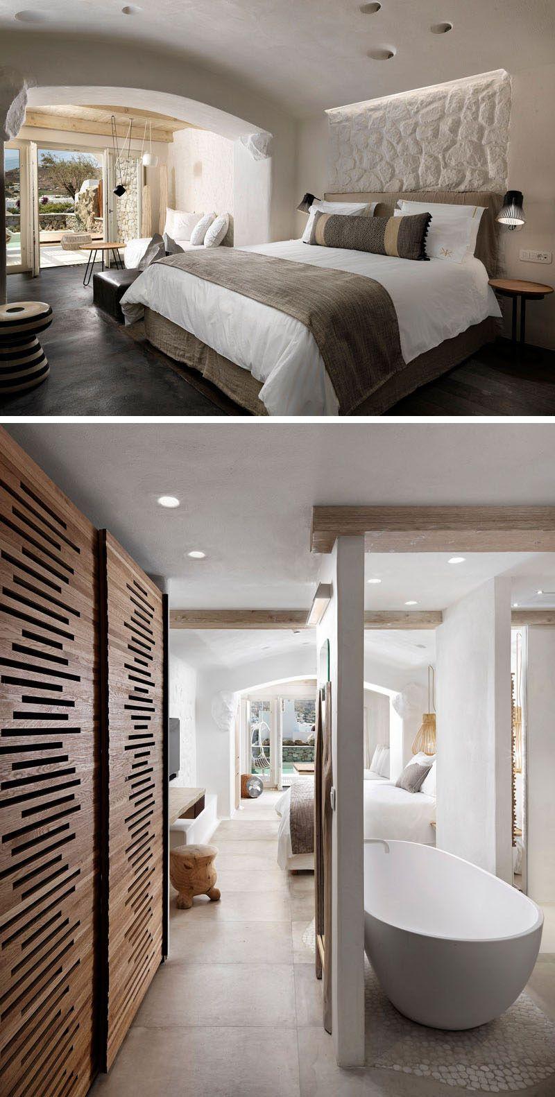 Kleines hotelbadezimmerdesign kensho a new boutique design hotel has opened its doors in mykonos