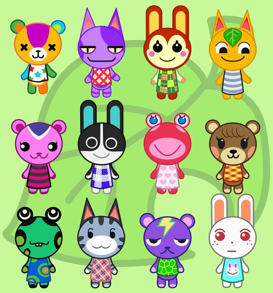 1000 Images About Animal Crossing On Pinterest Toys Stitches