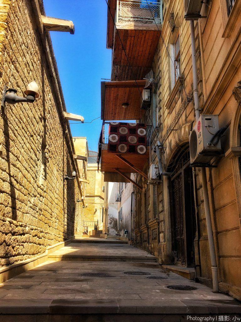 Baku Old City City Baku Mysterious Places