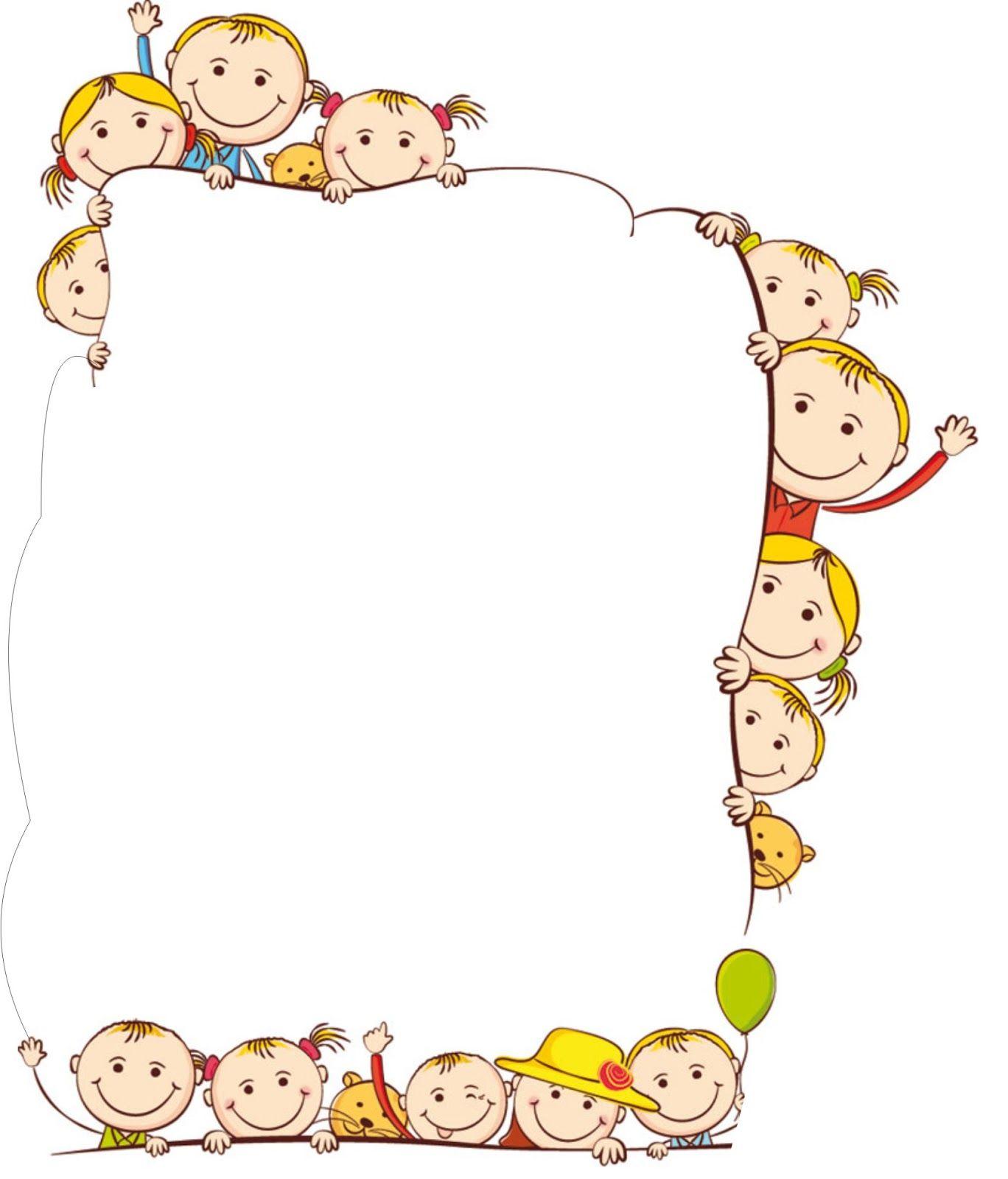 bordes decorativos infantiles - Cerca amb Google | graduacion ...