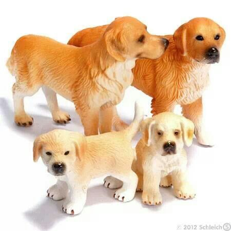 SCHLEICH Farm Life N 16396 Golden Retriever Cucciolo NUOVO!