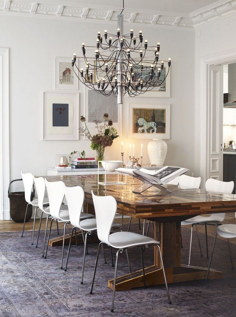 40 Smart Ways To Re Decorate Your Dining Room