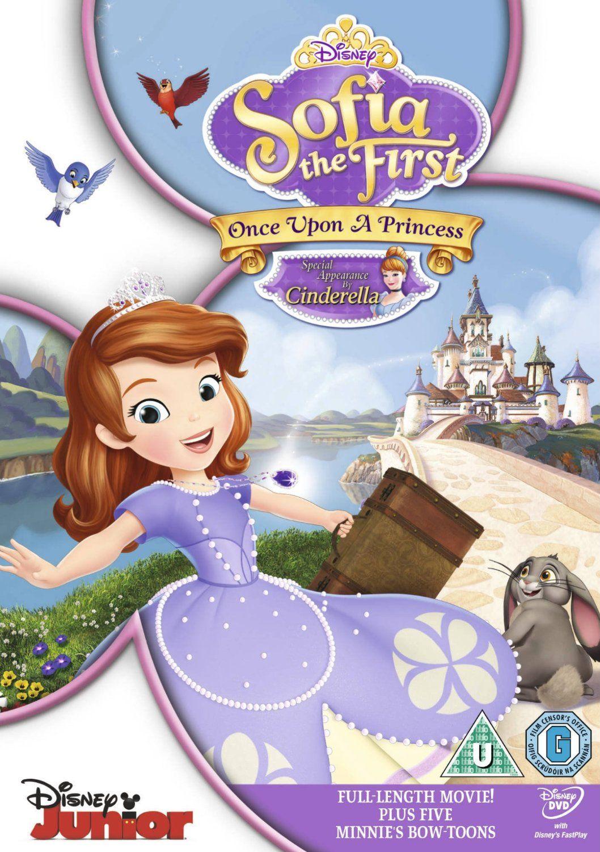 Il était Une Fois Les Princesses Disney : était, princesses, disney, Princesse, Sofia, First,, Little, Disney, Princess,
