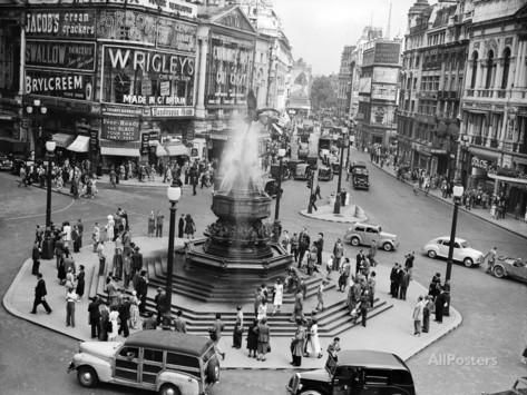 London 1950 Fotoprint