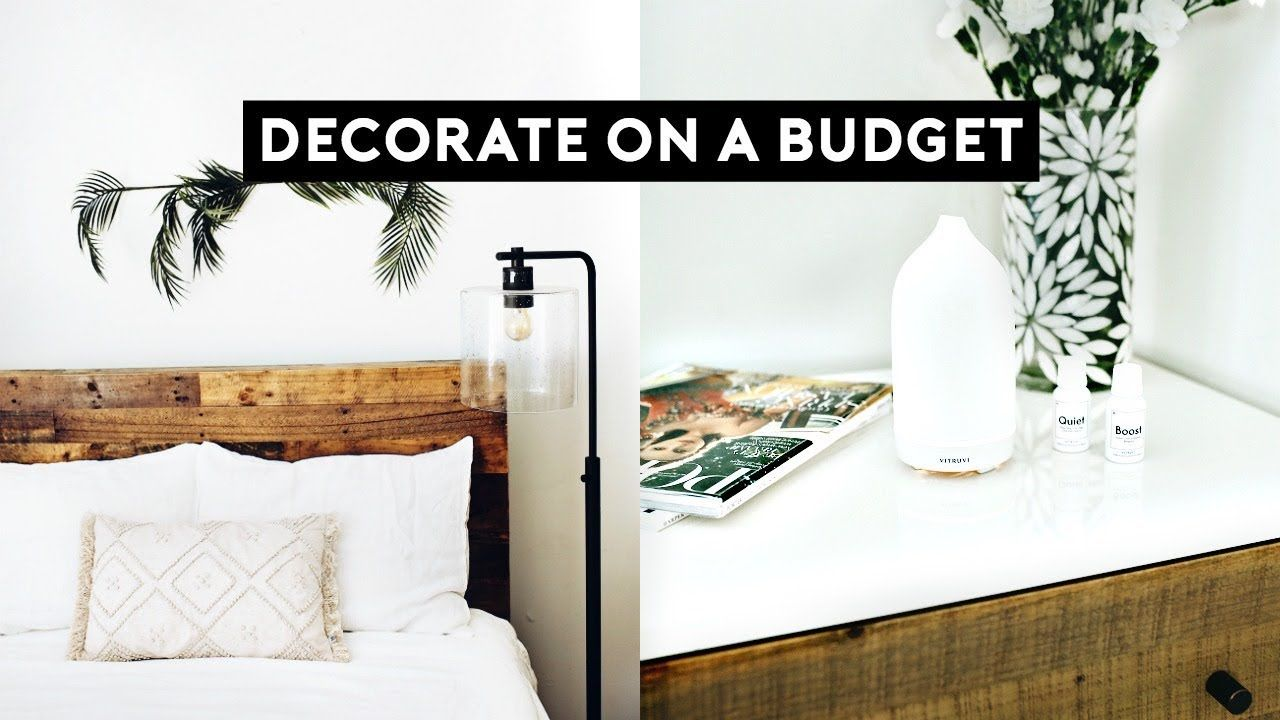 How To Make Your Home Look Expensive On A Budget 2018