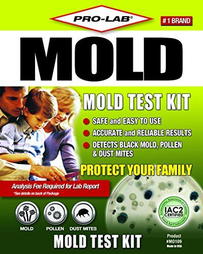 Pro Lab Mo109 Mold Do It Yourself Test Kit Jensen Http Www Amazon Com Dp B000bqy8b0 Ref Cm Sw R Pi Dp Zmhoxb0q0ddp2 Molding Mold Kit Test