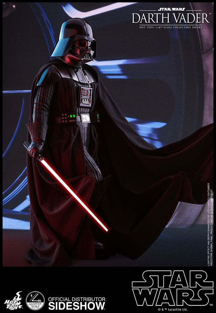 Star Wars Darth Vader Special Edition Quarter Scale Figure Sideshow Star Wars Episode 6 Star Wars Collection Star Wars Darth