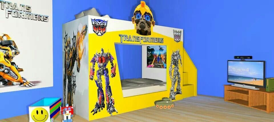 Transformers Toddler Bed Yamsixteen