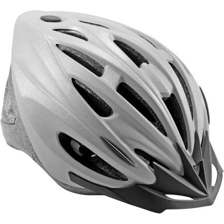 Cycle Force Ultra Reflective 1500 Atb Helmet In Small 53 55 Cm Gray Walmart Com In 2020 Helmet Cycling Helmet Atb