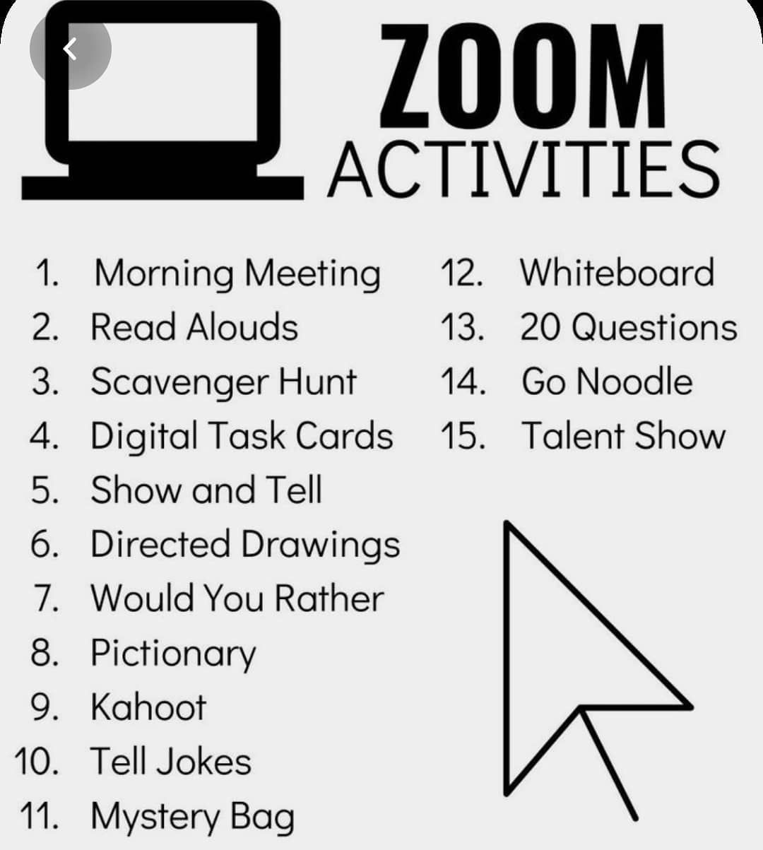 Reading Interventionists On Instagram Some Fun Zoom