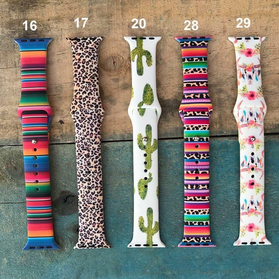 Apple Watch Bands Cute Apple Watch Band Leopard Watch Band