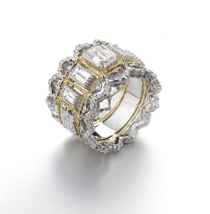 Image Result For Buccellati Wedding Rings