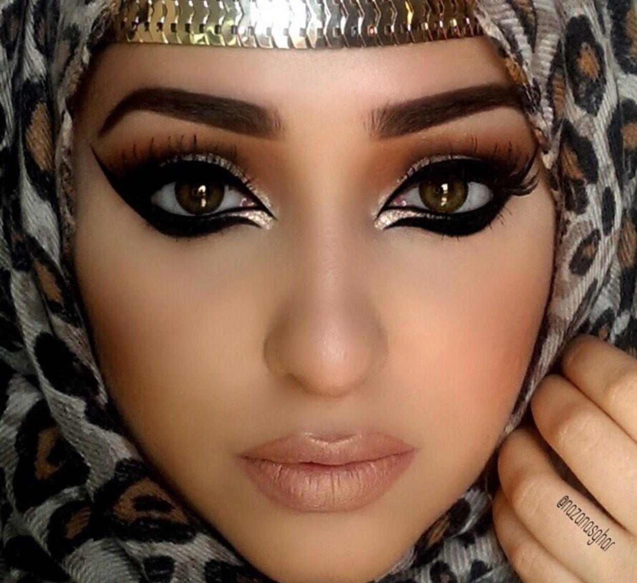 Arabian makeup | Arab stylex | Maquillaje