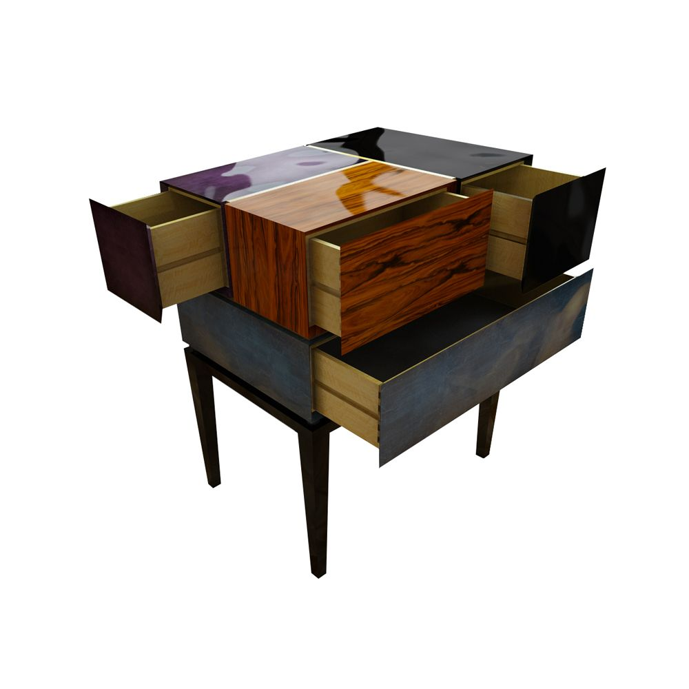 Proportion ii nightstand by malabar nightstands eccentric and proportion ii nightstand by malabar geotapseo Image collections