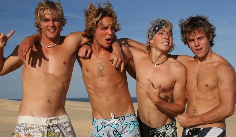 surfing boys gay