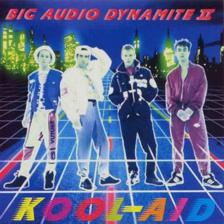 Big Audio Dynamite II KoolAid  CD Album The Cover Of Every - Basement jaxx good luck