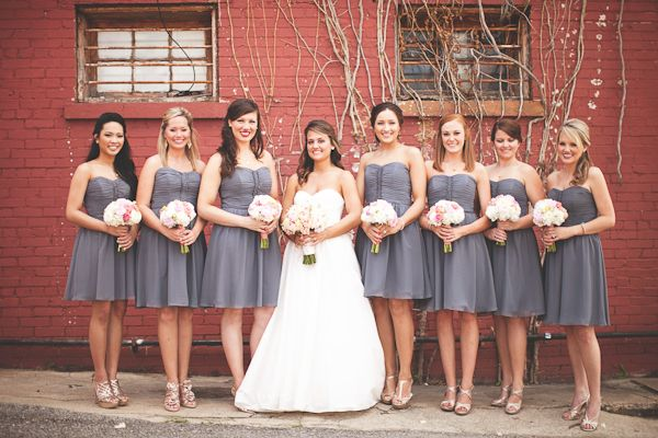 Real Wedding-Rustic Wedding in an Alabama Theater | Rustic wedding ...