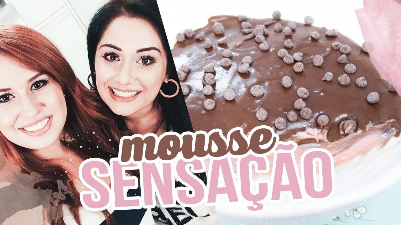 Mousse Sensação - Brincando de Ana Maria