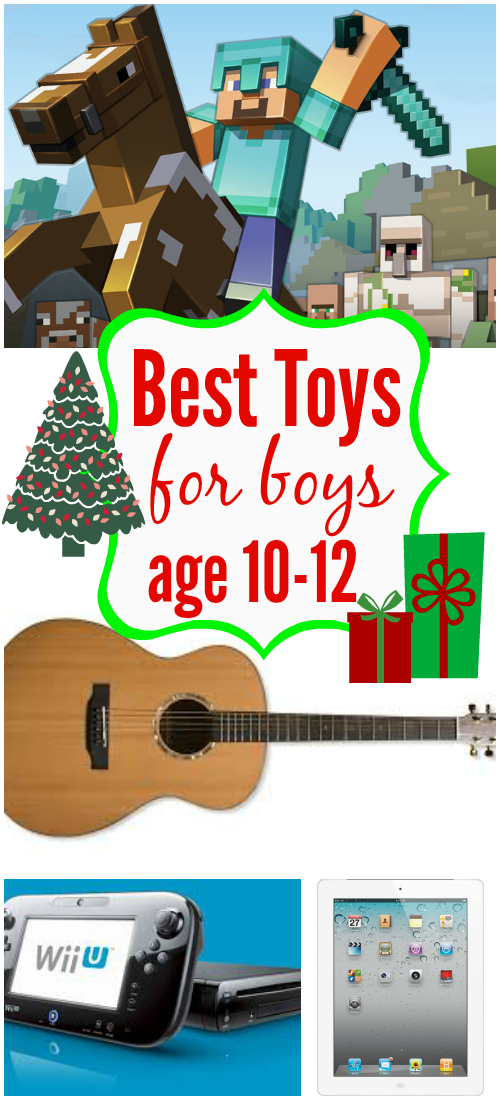 Best Toys Boys ages 1012 from classic toys to the lastest