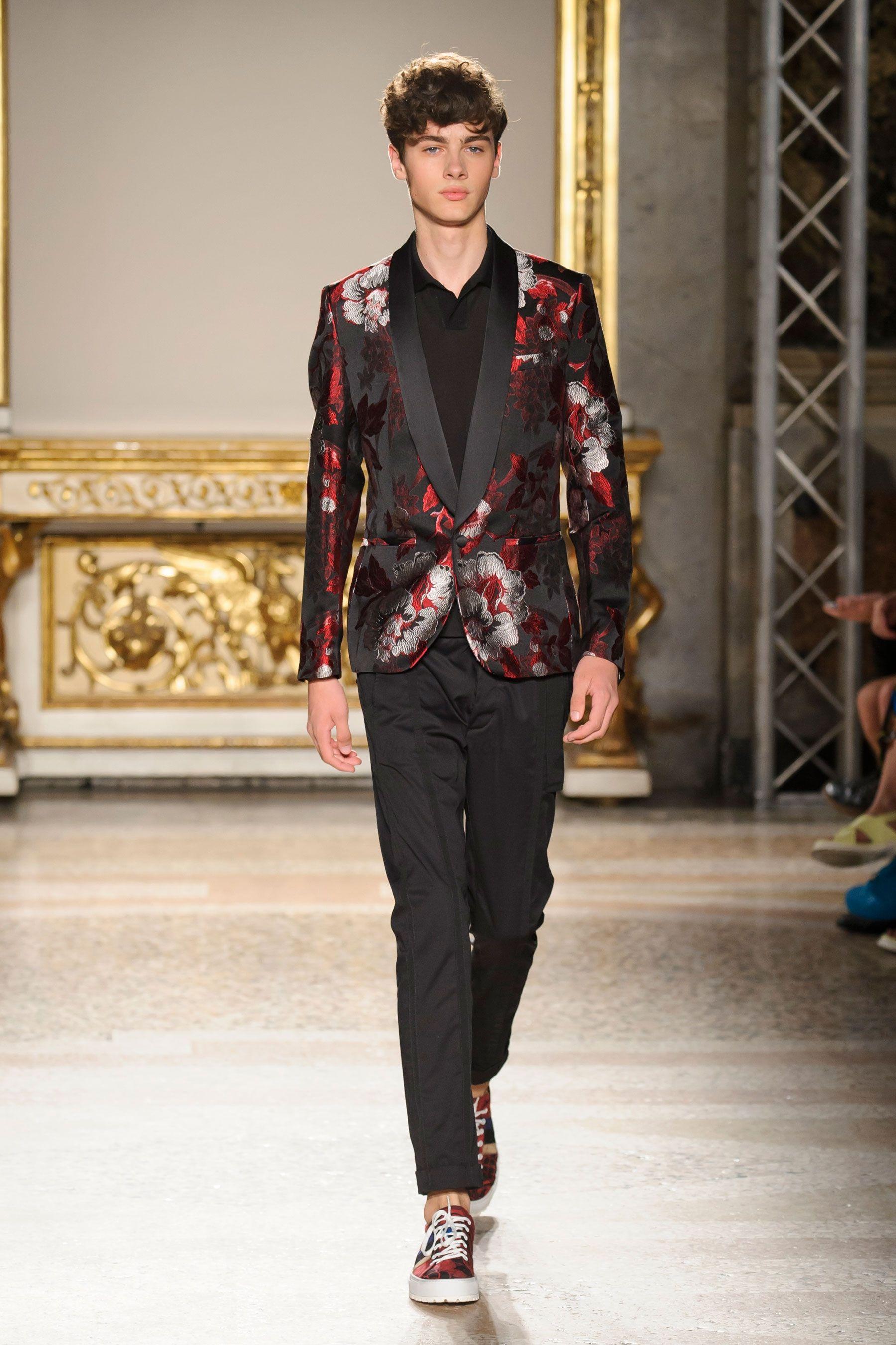 Chirstian Pellizzari Spring Summer 2016 Collection Primavera Verano #Menswear #Trends #Tendencias #Moda Hombre Milan Fashion Week - D.P.