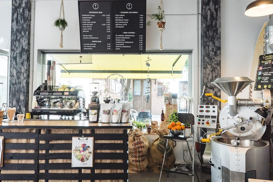 A Specialty Coffee Shop Tour of Malaga, Spain Coffee