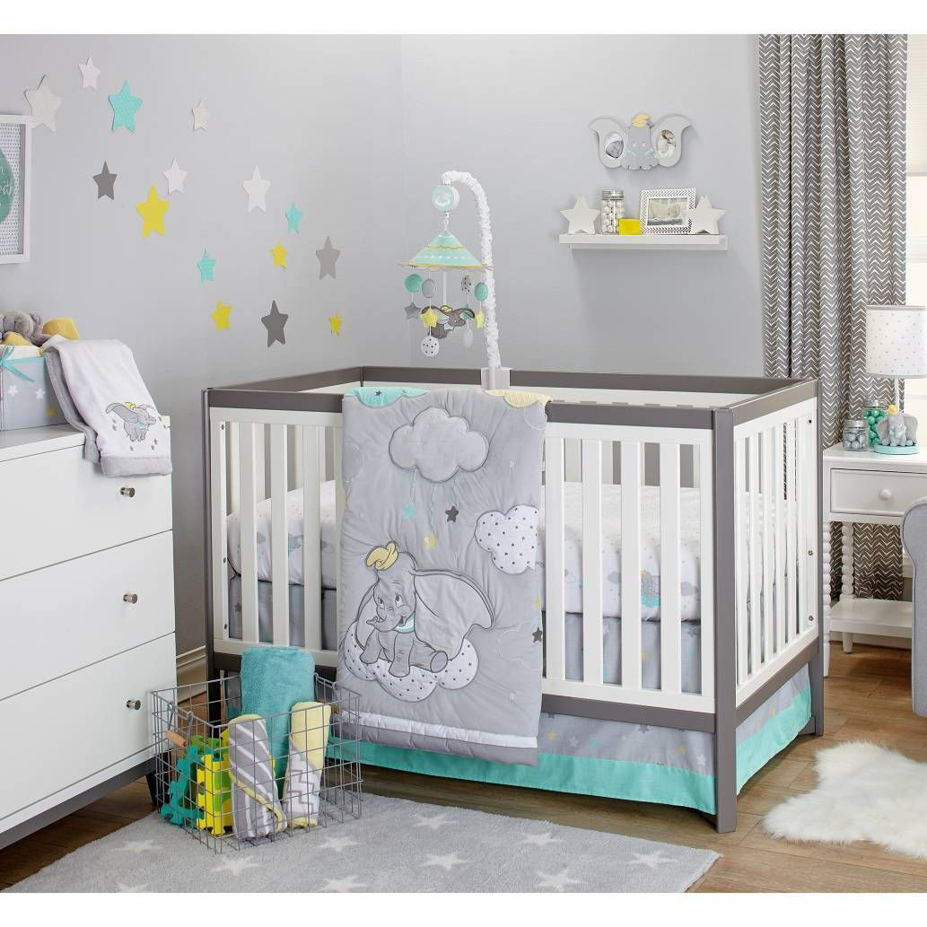 Product Image for Disney® Baby Dumbo Dream Big Crib Bedding ...