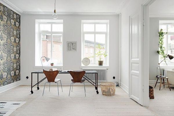 simply stunning and calm swedish space white interiorsscandinavian interiorshome also interiors pinterest rh