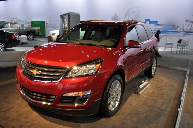 2015 Chevrolet Traverse Colors 2015 Chevrolet Traverse