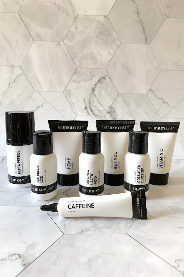 Sephora Budget Skincare The Inkey List Skin care