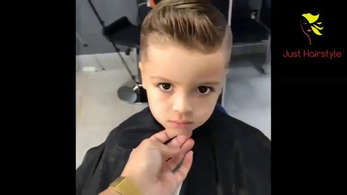 Kids Haircut Styles 2018 Just Hairstyle Hairstyle Videos Youtube