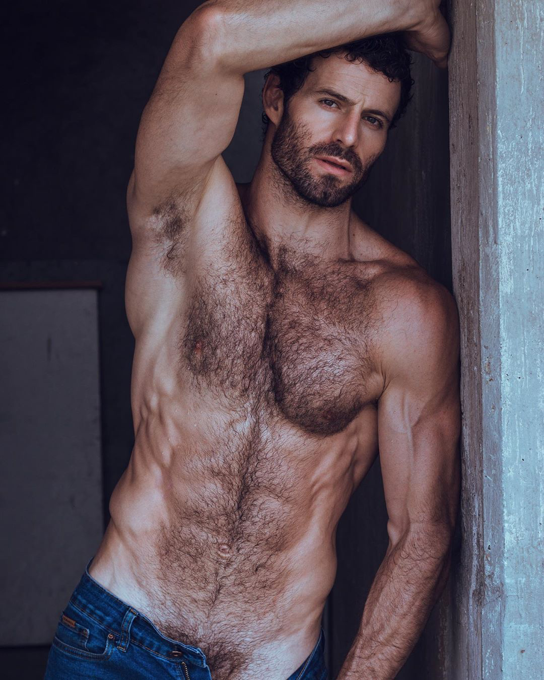 Pin on Hot & Hairy Men