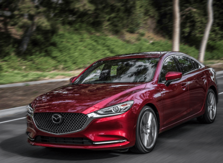 2020 Mazda 6 Turbo Spy Shots Leak Release Date Price With Images Mazda 6 Turbo Mazda 6 Mazda